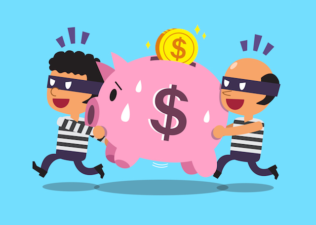 Stop letting your bank rob you